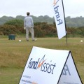 Fundassist Branded Golf Sign