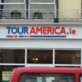 touramerica Shopfront sign dublin