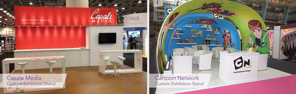 Custom Exhibition Stand Ideas : Exhibition stands ireland applied signs display dublin
