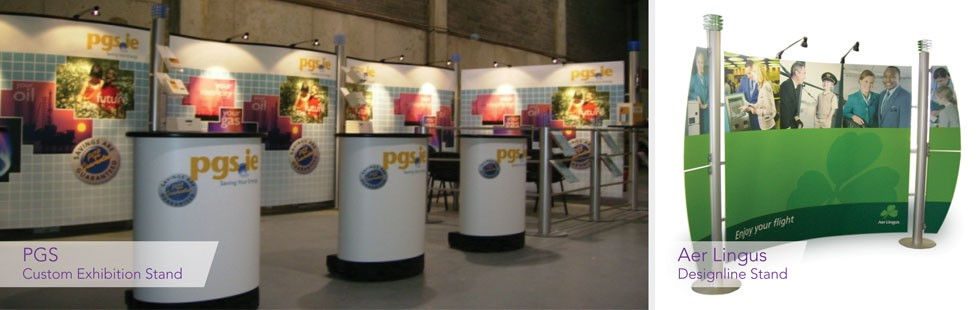 Nomadic Display Exhibition Stands