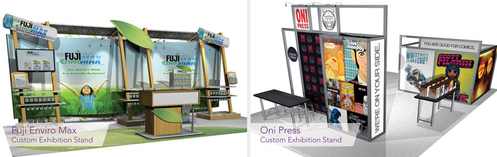Exhibition Stand Design Northern Ireland : Exhibition stands ireland applied signs display dublin
