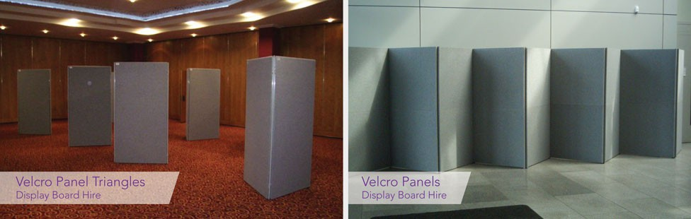 Display Boards for hire in ireland