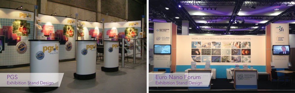 Expo Stand Backdrop : Exhibition stand design ireland applied signs & display dublin