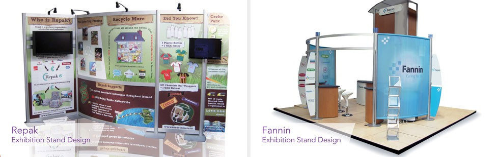 Exhibition Stand Design Northern Ireland : Exhibition stand design ireland applied signs display