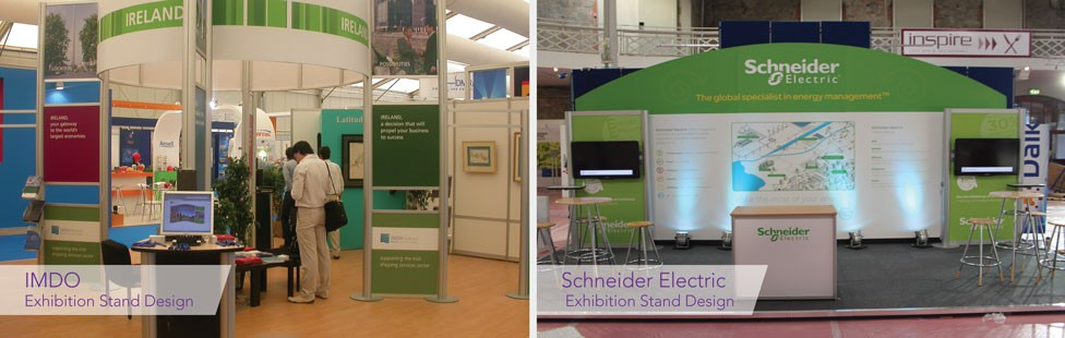 exhibition stand designers in dublin