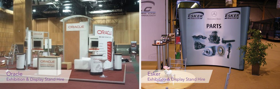 Exhibition Stand Hire Qualifications : Exhibition display stand hire ireland applied signs