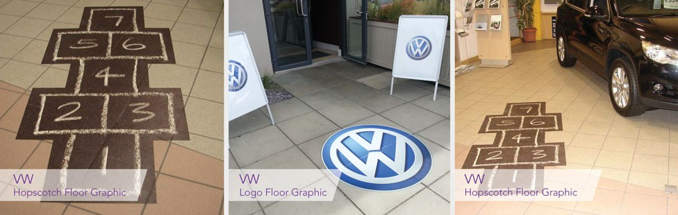 Floor Graphics & Walls Graphics
