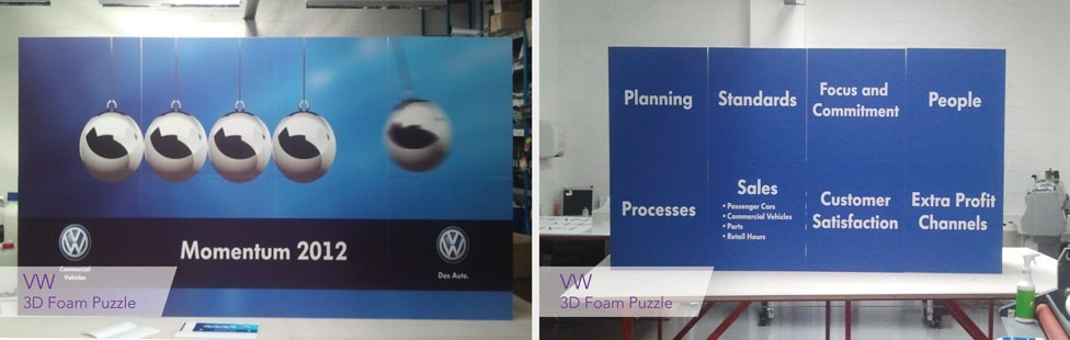 Foam Signs & Displays ireland