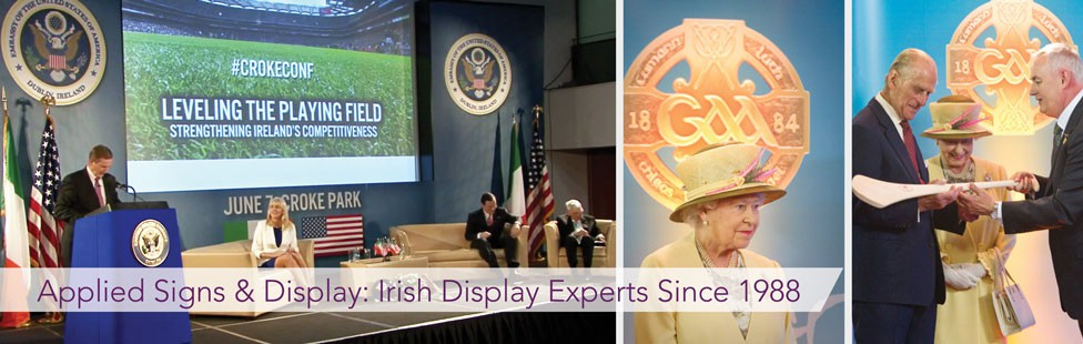 irish event display experts