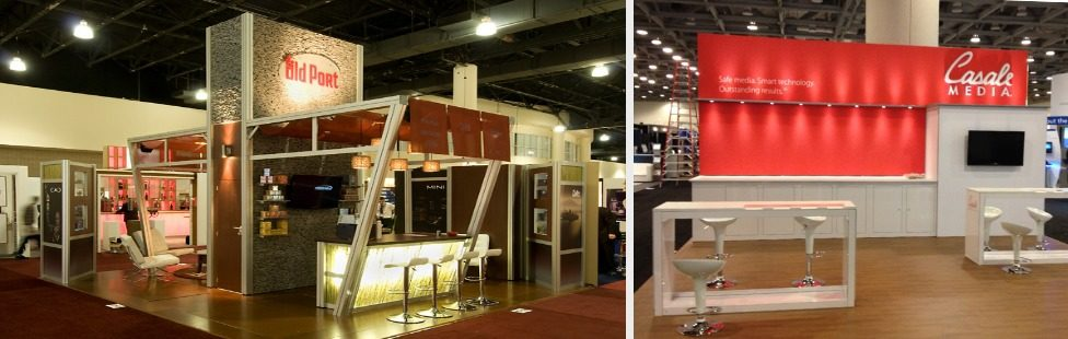 Custom Exhibit Trade Show Stand Contractor