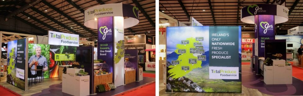 trade stand booth displays ireland